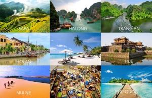 جاذبه های آسیا