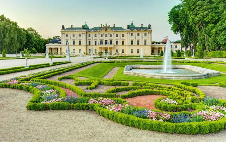 Bialystok از زیباترین شهرهای لهستان