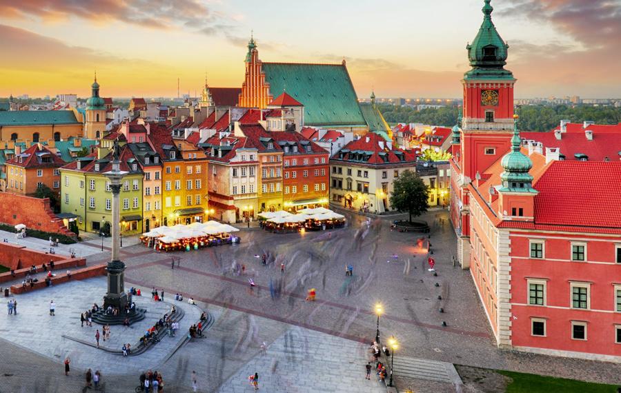 کاریابی در لهستان