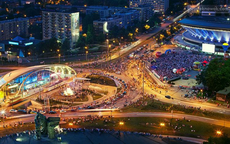 Katowice از زیباترین شهرهای لهستان