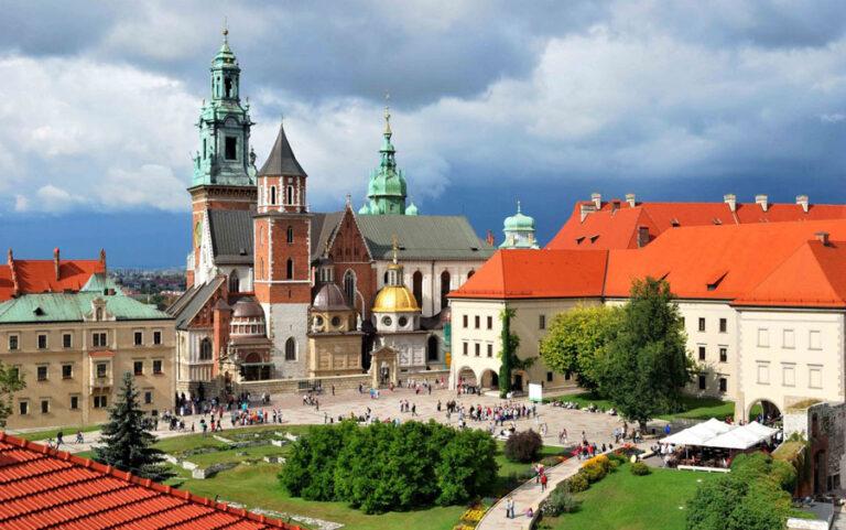 زیباترین شهرهای لهستان