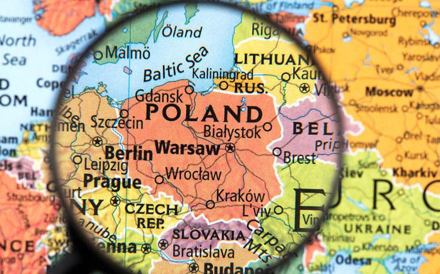 هزینه ویزای کار در لهستان