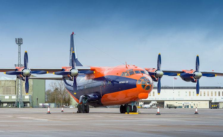 هواپیمایی cavok-air