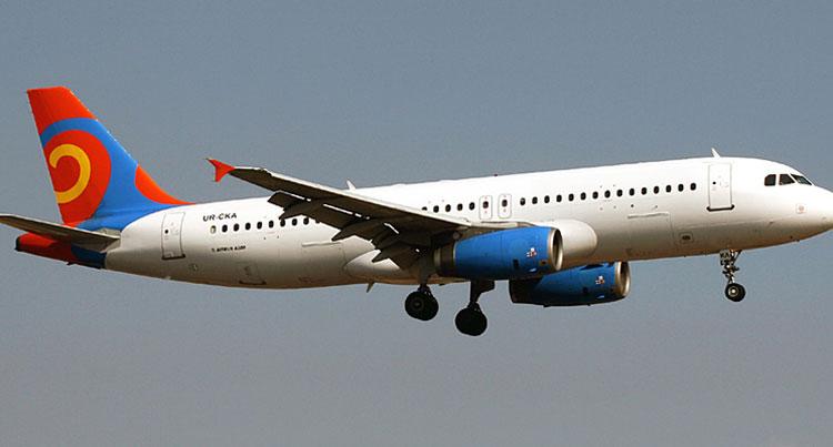 هواپیمایی khors-air