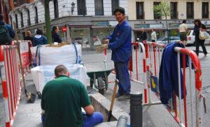 بازار کار در اسپانیا