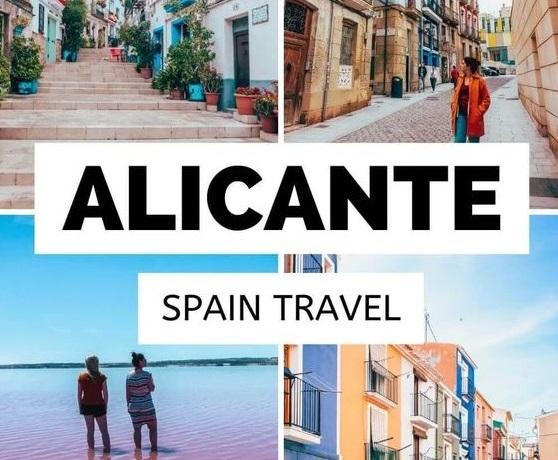 تصاویر زیبا از شهر الیکانته اسپانیا | شهر کنسرت های زنده و تاپاس