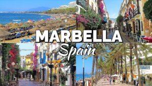 شهر ماربلا اسپانیا بهترین شهر برای زندگی در اسپانیا می باشد