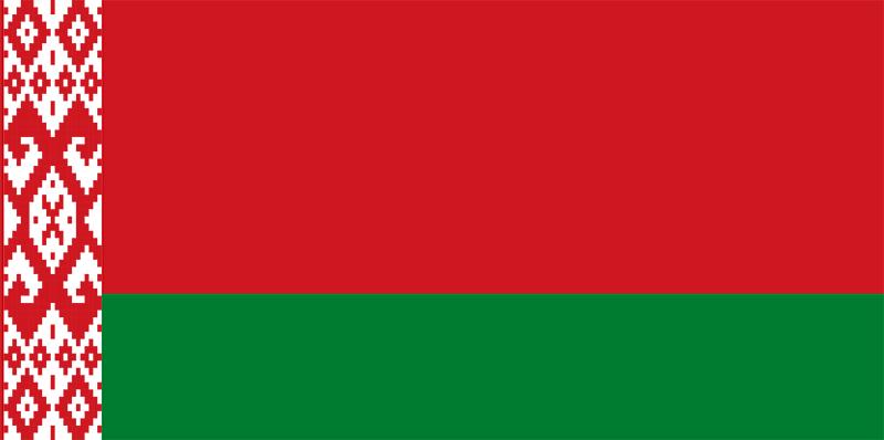 پرچم رسمی بلاروس